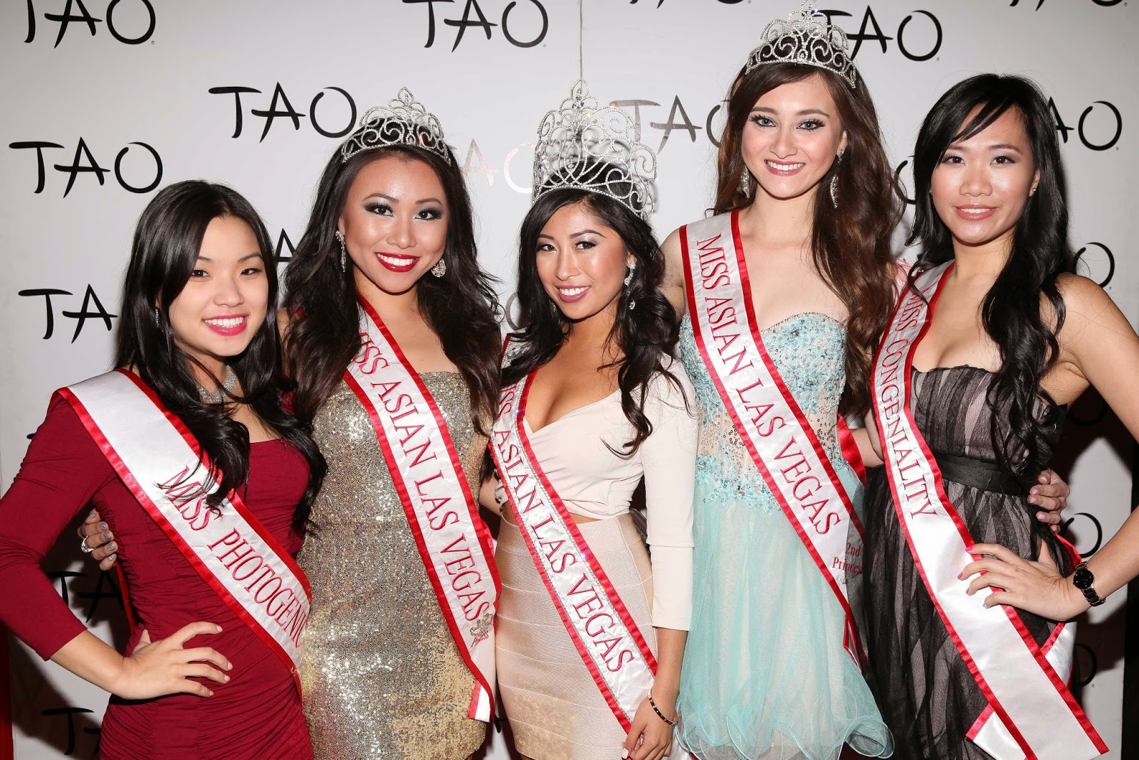 Miss Asian Las Vegas Pre-Party at TAO Nightclub