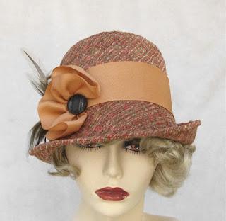 Vintage Women Hats