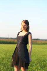 Sukienka z żuka