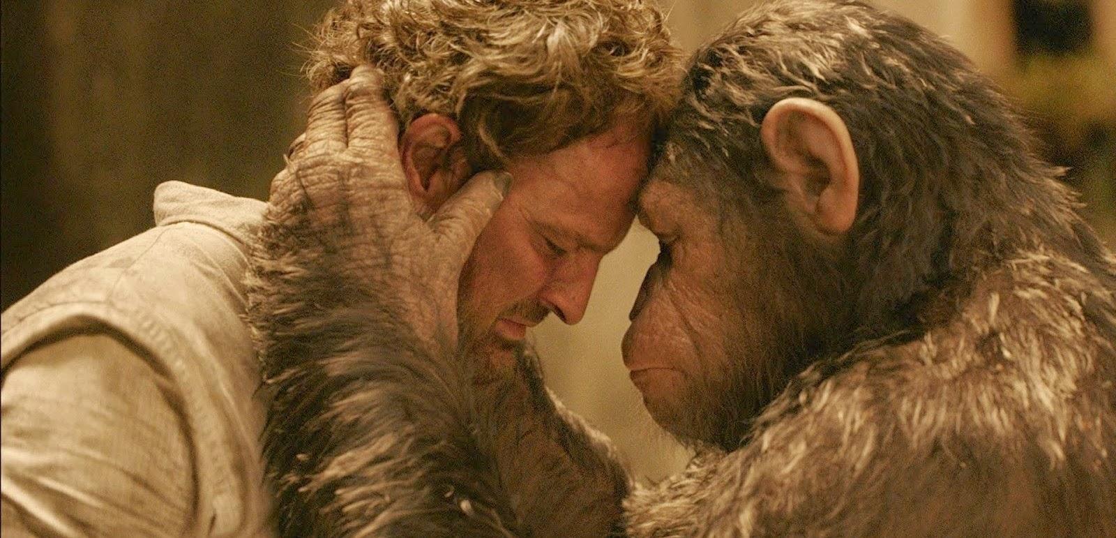 Viral de Planeta dos Macacos: O Confronto explica como a epidemia devastou a humanidade