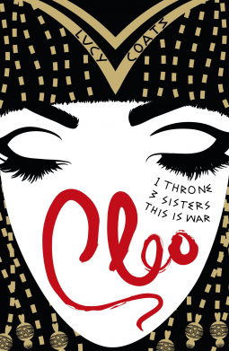 Cleo by Lucy Coats book cover