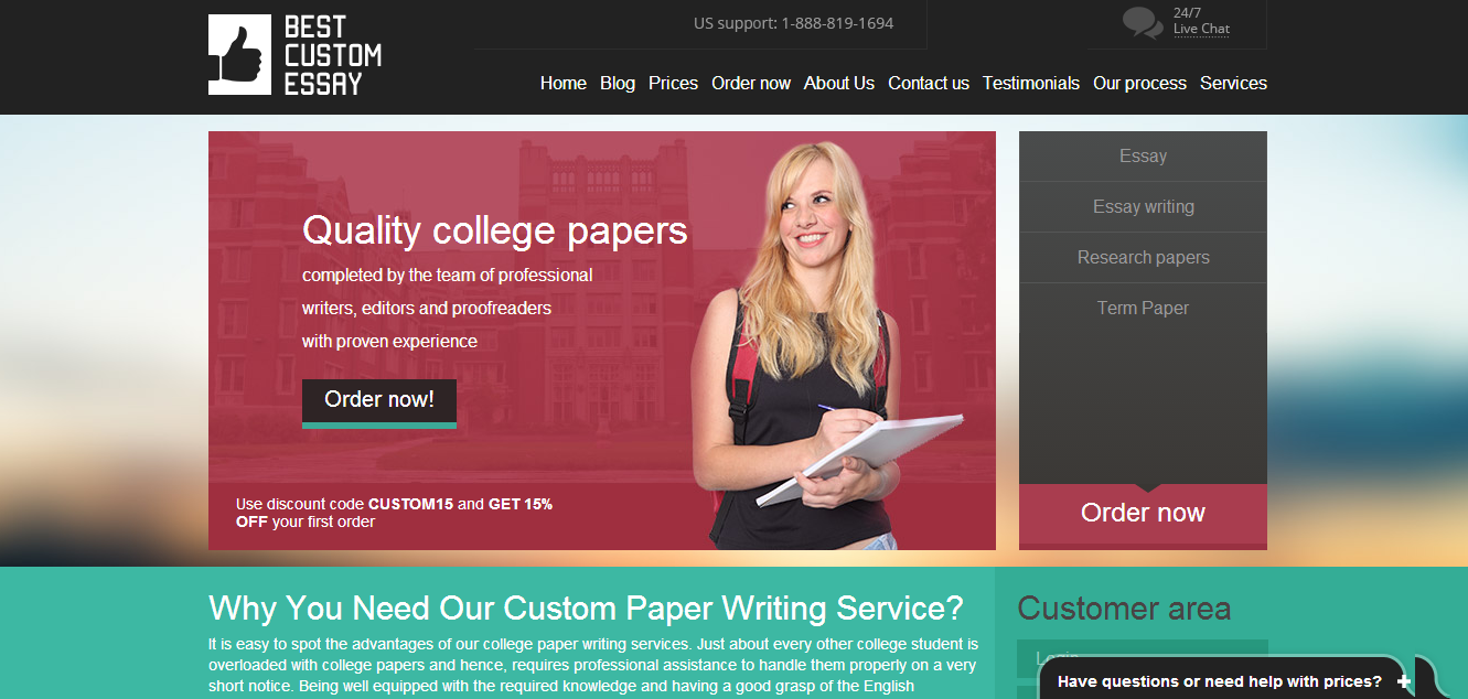 Best Cheap Essay Writing Service   Affordable Papers    page     homebrewandbeer com Image carousel