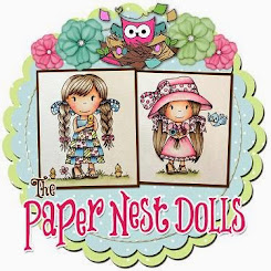 I'm on the Paper Nest Dolls Challenge DT