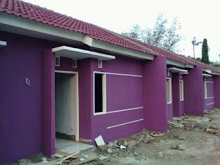 Ini Dia Model Type Rumah Bersubsidi Pemerintah Bekasi 2015