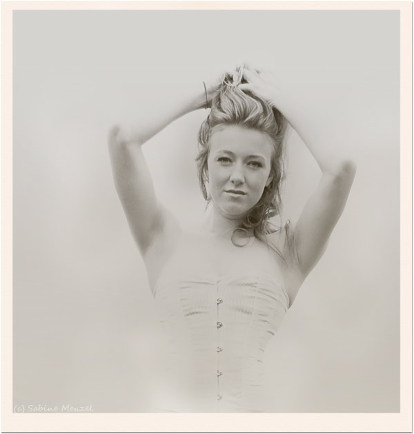 Psynopsis Morgaine Conway-Grim Vintage Corset