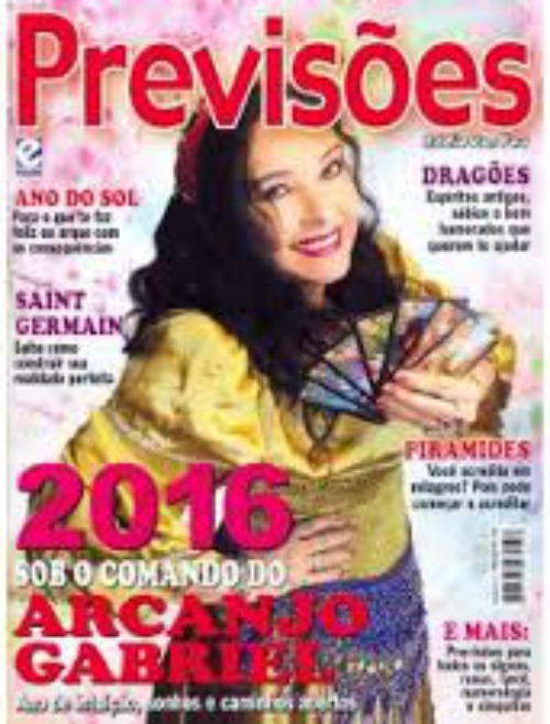 """PREVISÕES """"TAROLÓGICAS"""" p/2016"""