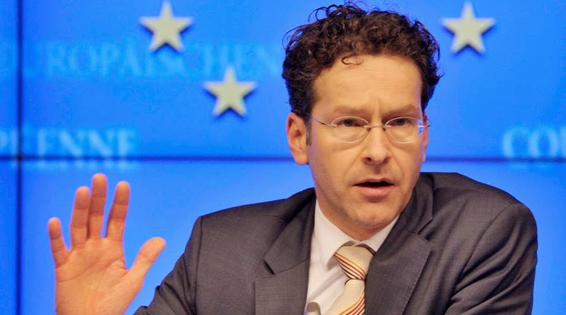 To περίγραμμα των μεταρρυθμίσεων που έστειλε η Ελλάδα είναι χρήσιμο αλλά χρειάζεται να εξεταστεί αναλυτικά από τους εκπροσώπους των δανειστών, ανέφερε ο Γ. Ντάισελμπλουμ, σύμφωνα με το Reuters.