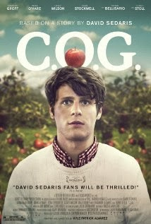 C.O.G. (2013) - Movie Review