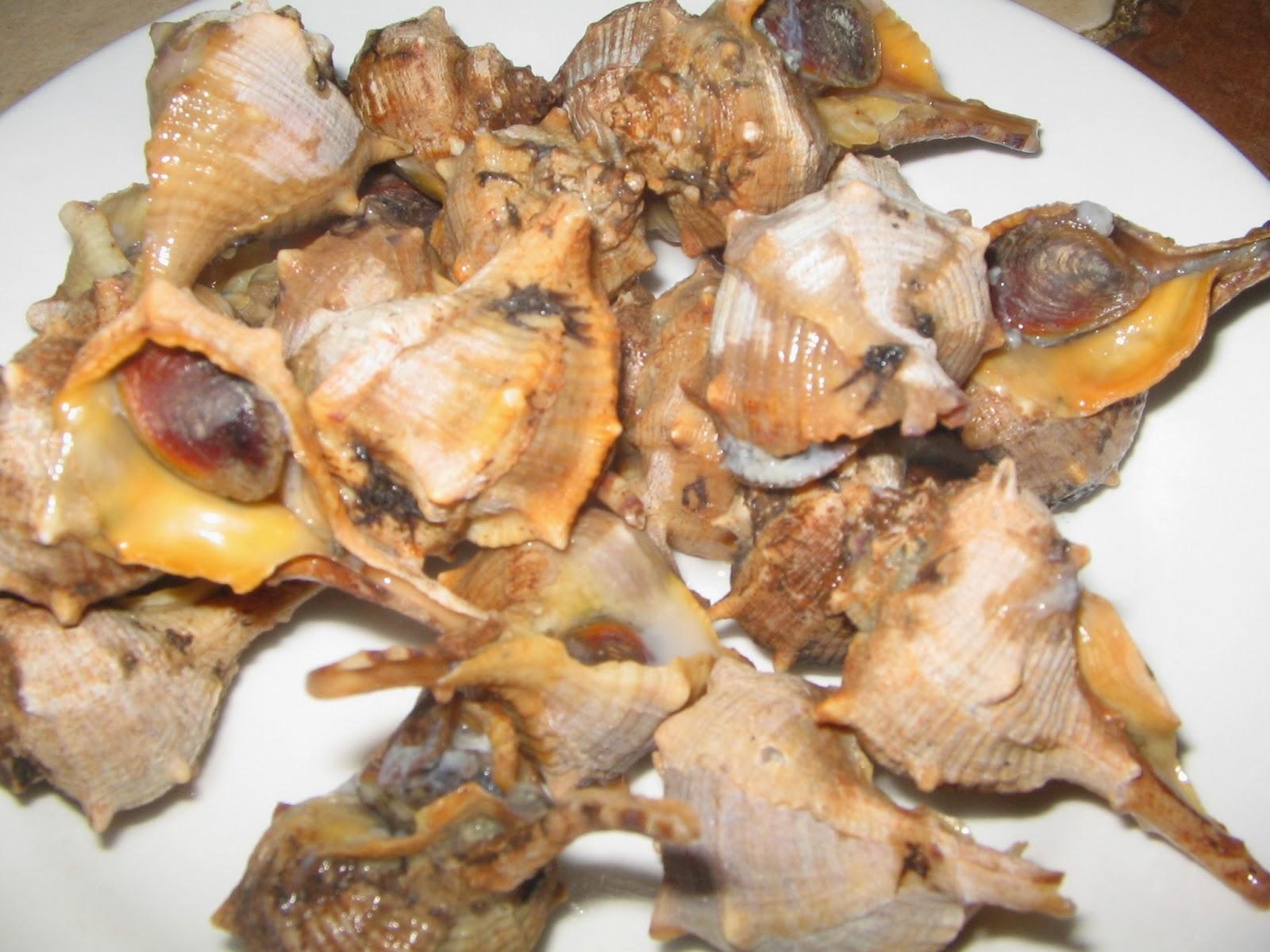 Non solo Cucine Isolane: Bocconi (murici)