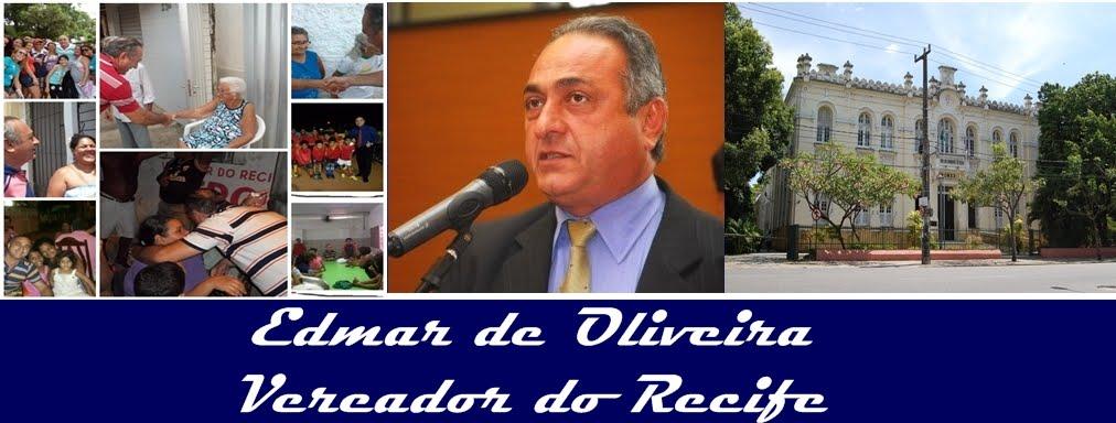 EDMAR DE OLIVEIRA VEREADOR 2012
