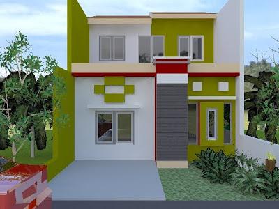 Foto rumah modern
