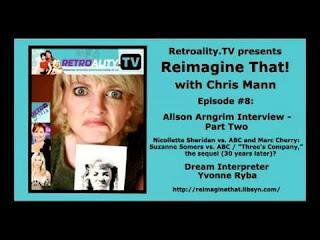 "Alison Arngrim/""Little House on the Prairie"" Reimagine that episode"