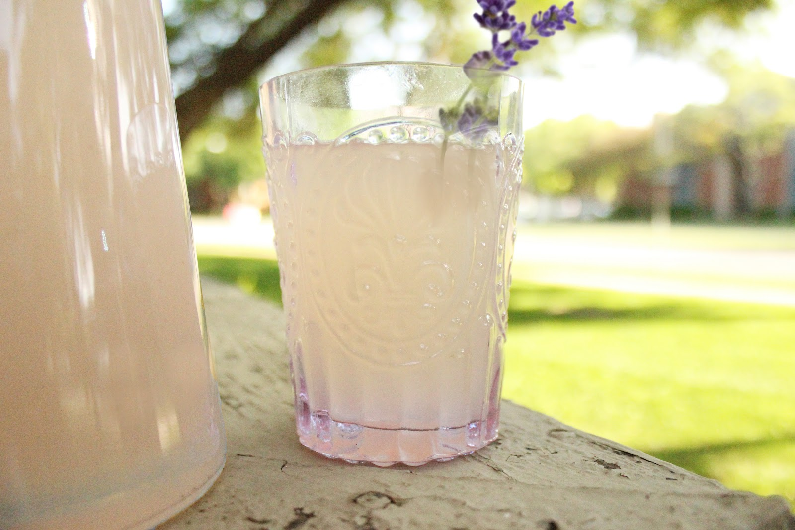 Lavender Lemonade Recipes — Dishmaps