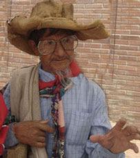 """Dumas Mora """"Poeta del Carrizal"""""""