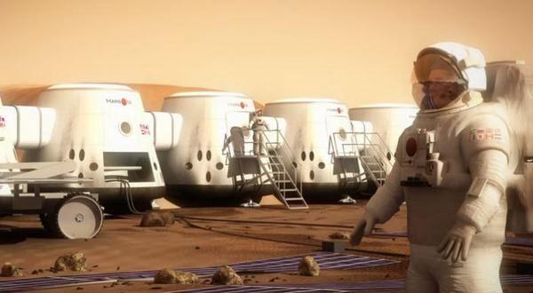 1.000 Orang Pertama Akan Menjadi Manusia Mars