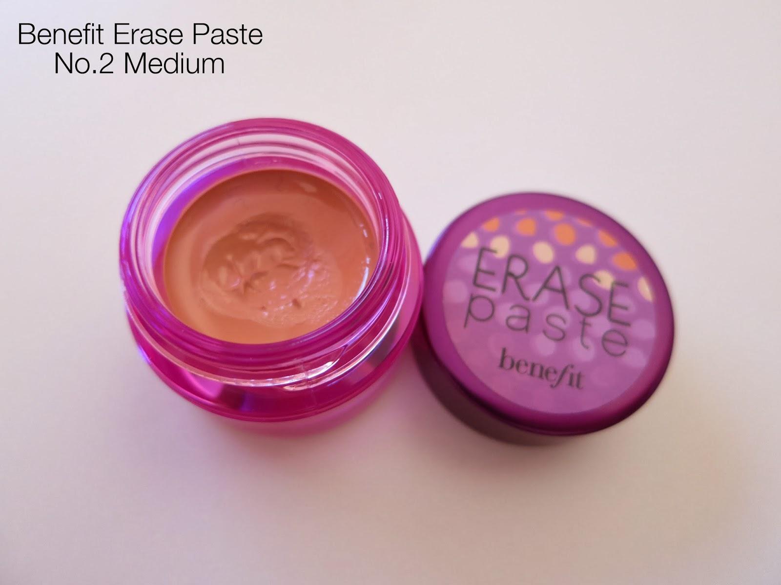 benefit erase paste, 5 best under eye concealers