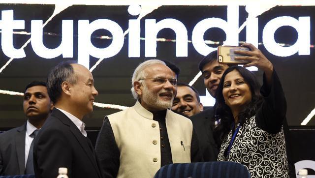 indians taking selfie