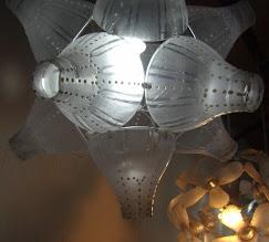 Luminária PET  'SPUTINIK'