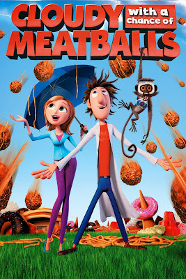 Cloudy with a Chance of Meatballs (2009) 720p