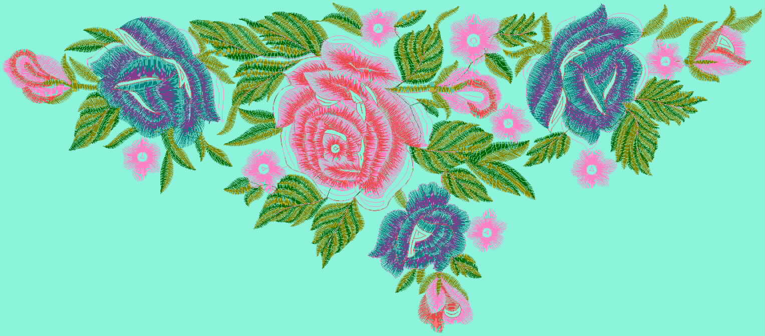 Embdesigntube embroidery fabric patch designs