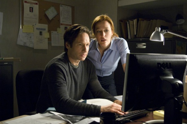 MULDER E SCULLY