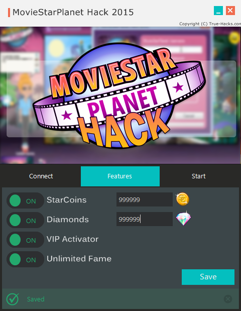 This moviestarplanet hack 2015 tool has lots of good futures like