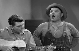 Hoe the Hollisters hun bandnaam kregen - Rafe Hollister - Jack Prince - Andy Griffith Show