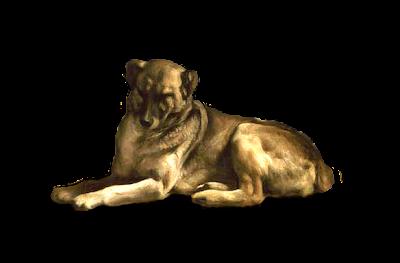 las Meninas perro