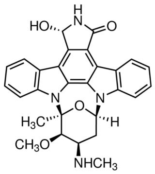 PDK1/PKC 阻害剤(UCNー01): <br>7位に水酸基が付加したST誘導体