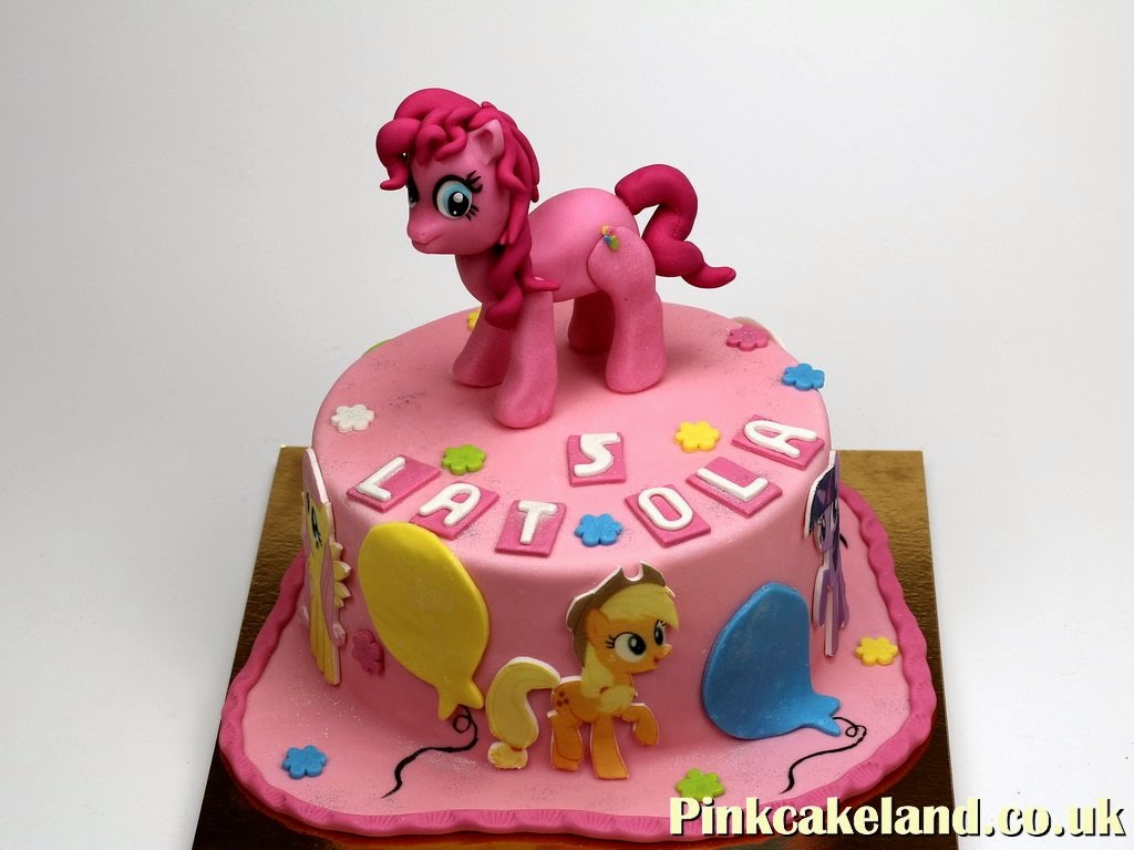 My Little Pony Birthday Cake, Chelsea London