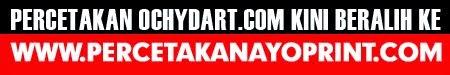 Ochydart.com beralih ke www.percetakanayoprint.com