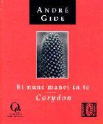 """""""Corydon"""" André Gide"""