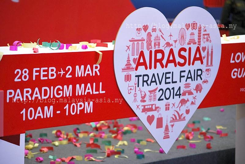 Air Asia Travel Fair 2014