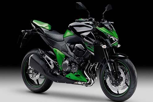 Kawasaki Z800 Siap Mengaspal