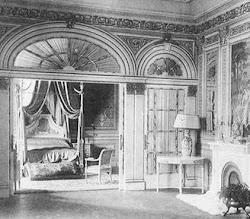 Dormitorios Reales Palacio Real de Pedralbes Barcelona