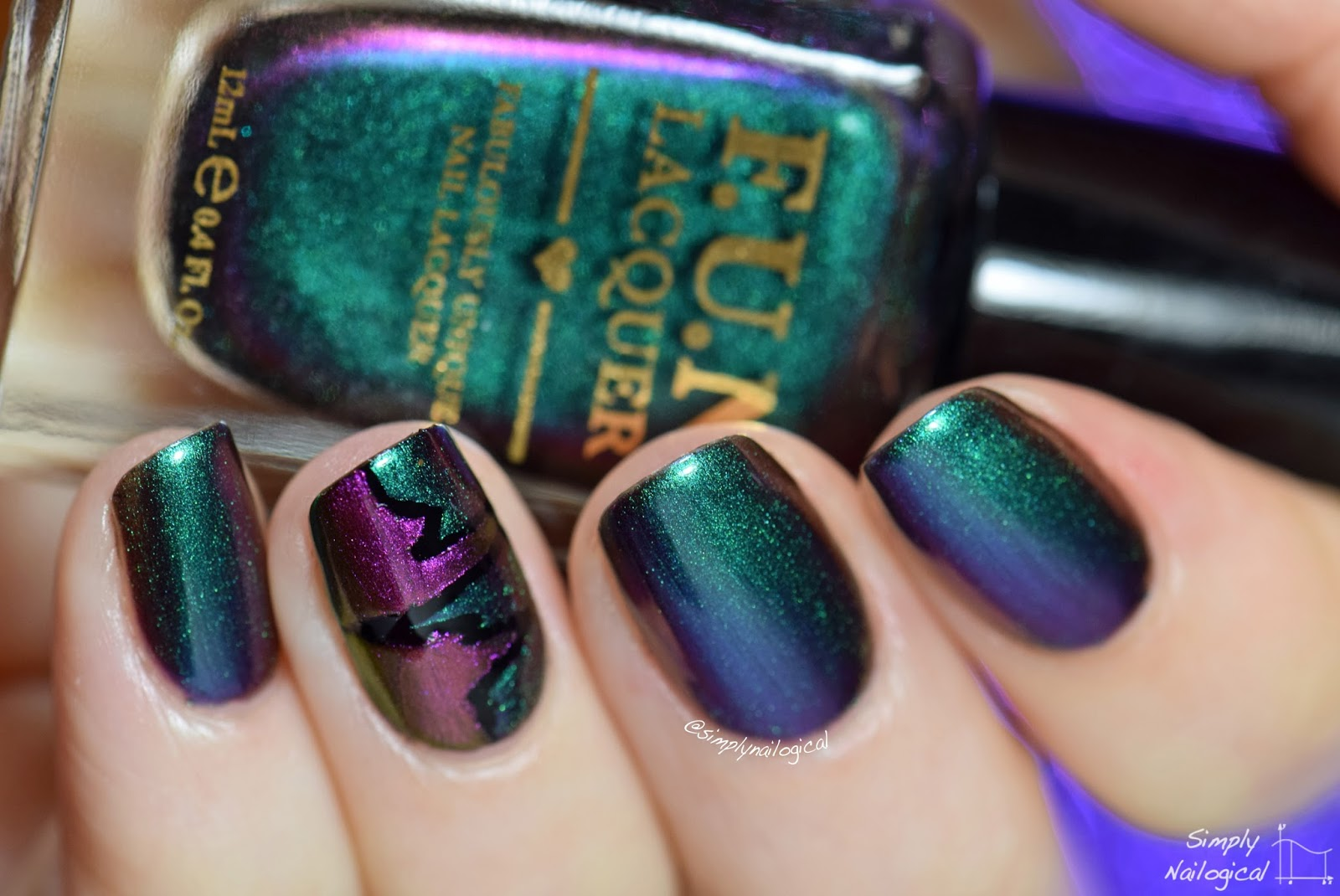 FUN Lacquer Blessing swatch