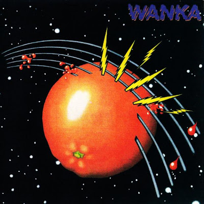 Wanka - The Orange Album 1977 (Canada, Hard Rock, Heavy Prog)