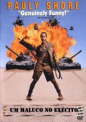 Filme Poster Um Maluco no Exército DVDRip XviD & RMVB Dublado