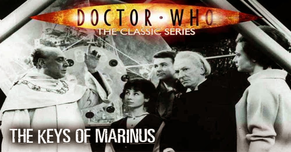 Doctor Who 005: The Keys of Marinus