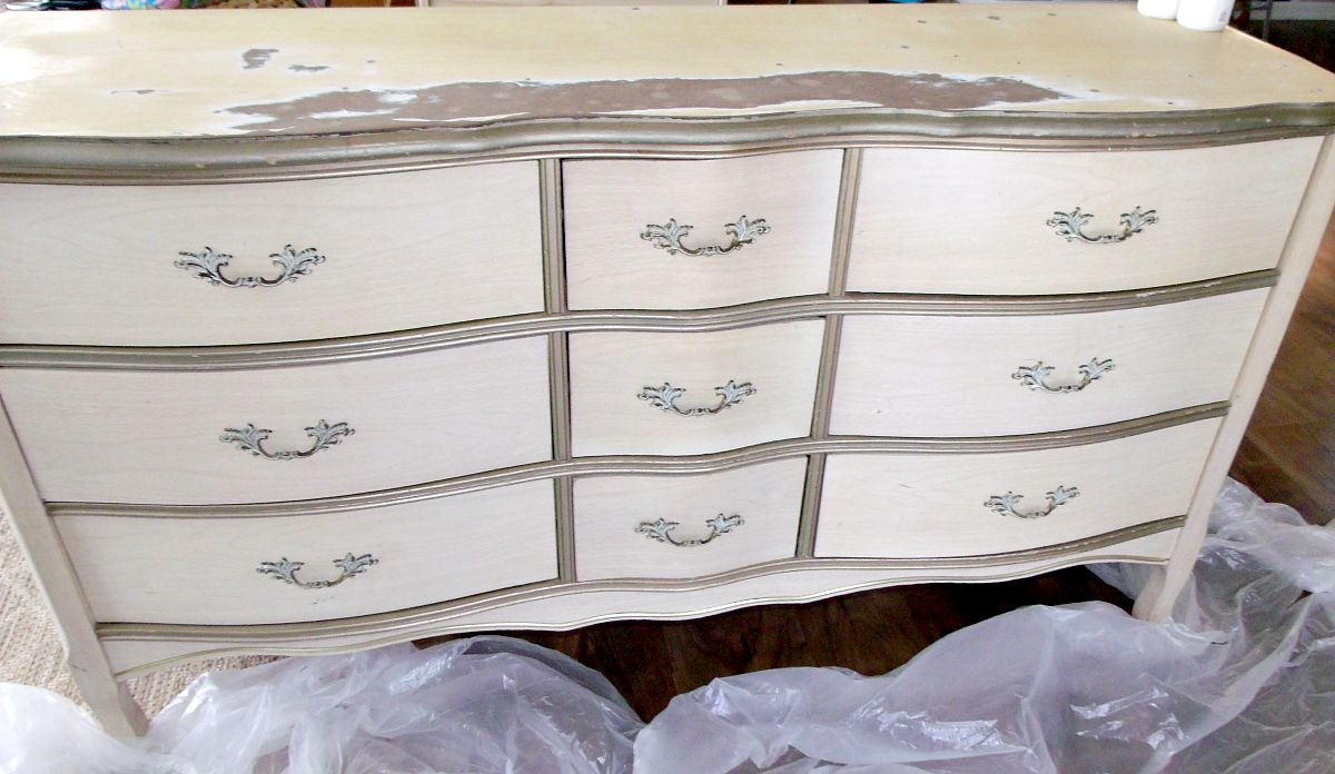Cultivate create waverly chalk painted dresser Best color to paint dresser