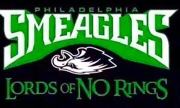 philadelphia smeagles lords of no rings