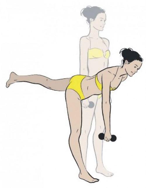 Các bài tập tăng cân cho vòng 3 nở nang