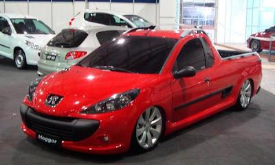 Peugeot Hoggar Rebaixado