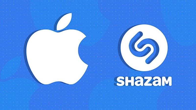 LA BATALLA DEL AUDIO: APPLE COMPRA SHAZAM