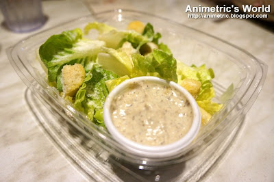 Caesar Salad at Bonchon Chicken