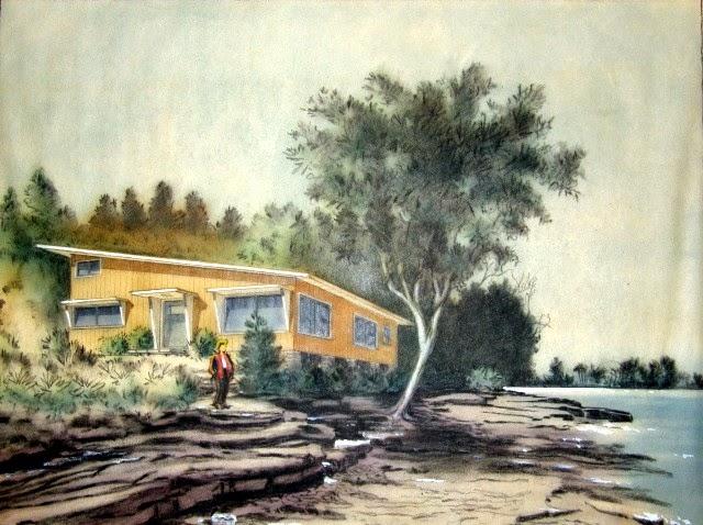 1949 Sketch