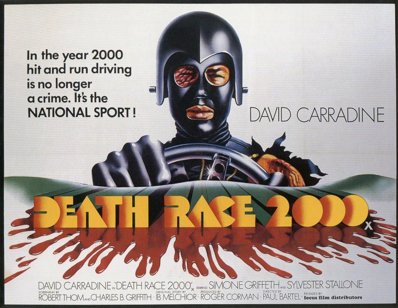Death Race 2000 (1975) poster