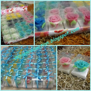 DOOR GIFT _SMALL ROSES ~ RM4.50/Box