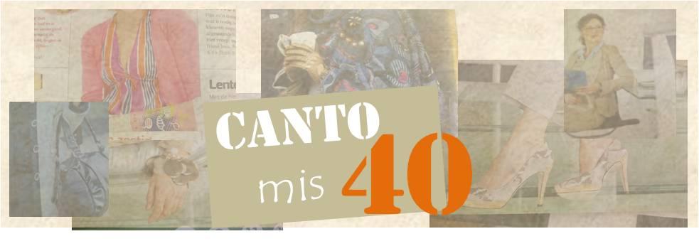 CANTO MIS CUARENTA - Belleza, Salud, Moda, Recetas, Actualidad - 40 años +