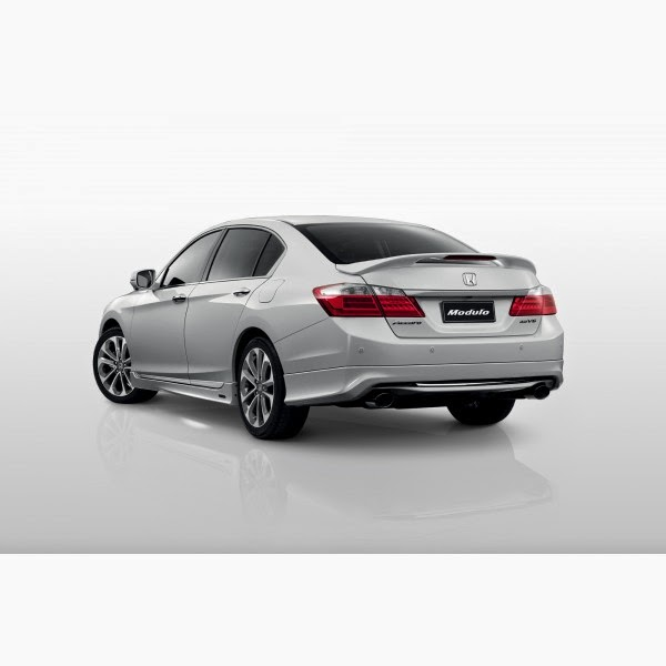 Bodykit Honda Accord Modulo 2013-2015